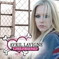 Avril Lavign #1 and multiplatinum album cover